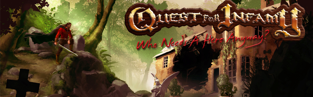 Quest for Infamy 1.1 Released